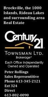 Peter Rollings-Century 21 Townsman Brokerage Ltd.