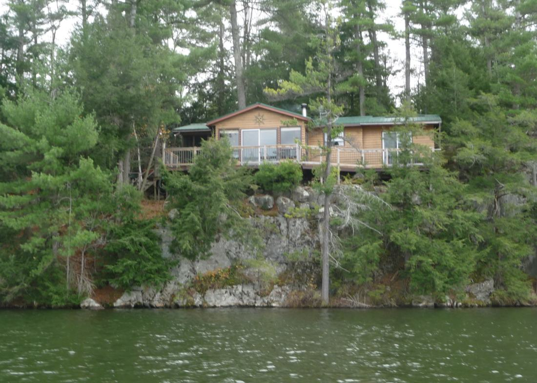Cottages for sale for Waterfront cottage