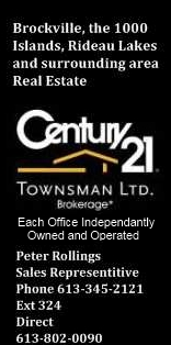 Peter Rollings-Century 21 Townsman Brokerage Ltd.