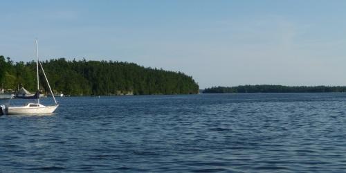 Charleston Lake
