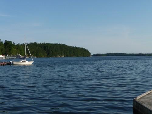 Charleston Lake Ontario