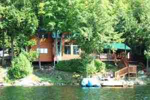 Charleston Lake Cottage