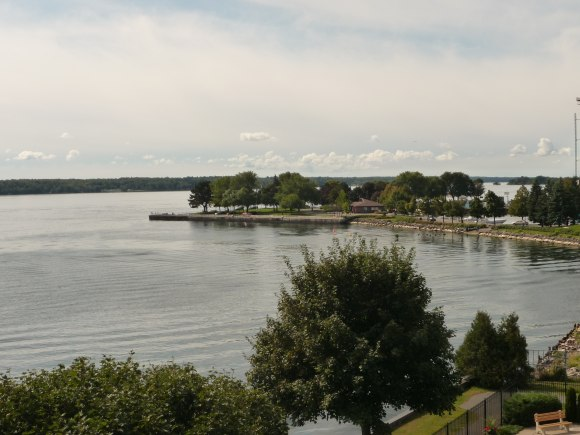 Brockville Ontario Waterfront Condo