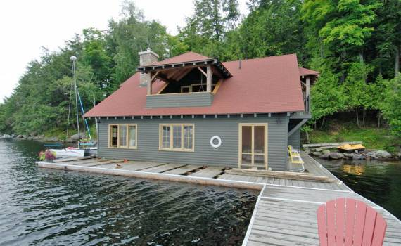 Amazing Ontario Lakes Researching The Lake Before You Buy A Cottage Download Free Architecture Designs Intelgarnamadebymaigaardcom