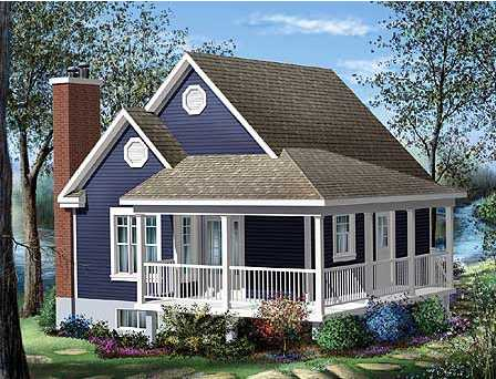 Small cottage house plans for Simple cottage house plans