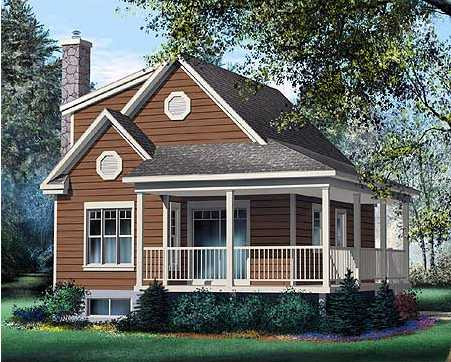 Cottage Style House Plans With Walkout Basement Also House Plans With