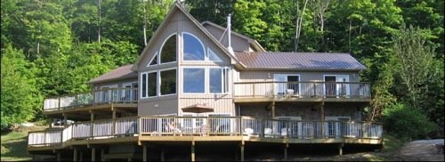 Calypso Cottage for Rent- Luxury Cottage in Land o' Lakes