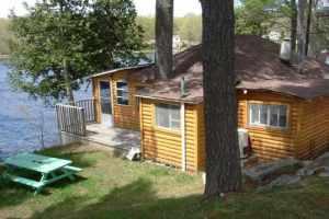 Charleston Lake Cottage Rentals