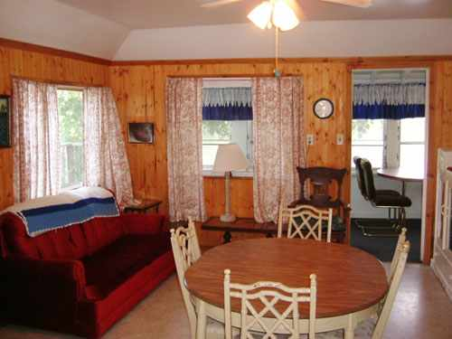 Charleston Lake Cottage Rentals