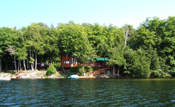 Parry Island Cottages For Sale